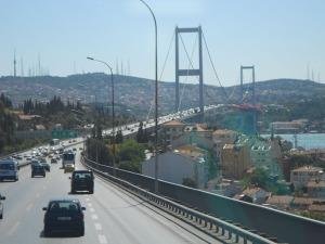 Il ponte del Bosforo